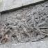 Dacian War Bas-Relief in Deva, Romania image
