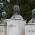 Bust of Vasile Ursu Nicola Horea in Deva, Romania image