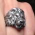 Lion Ring print image