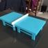 Table de ping pong 30 x15 cm print image