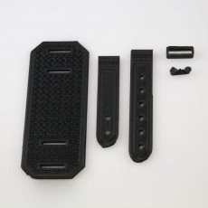 Celtic watch band