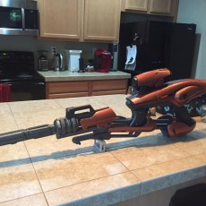 Picture of print of Vex Mythoclast (FULL SIZE) - Destiny This print has been uploaded by Frank Stendal