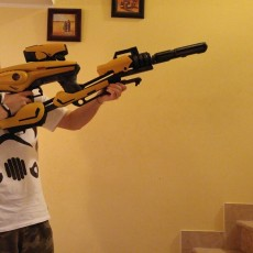 Picture of print of Vex Mythoclast (FULL SIZE) - Destiny