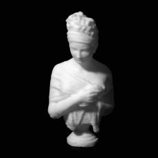 Bust of Madame Recamier at The Barber Institute, Birmingham