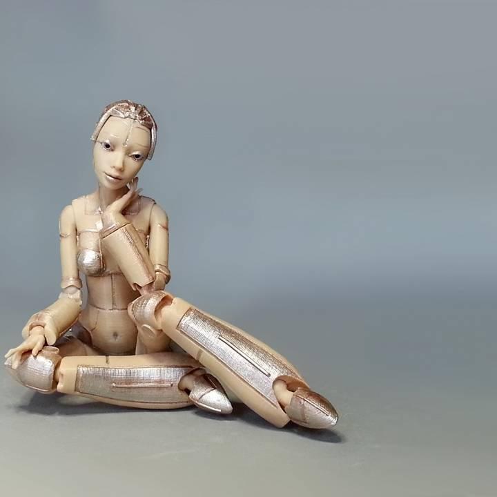 Robotica  BJD Doll