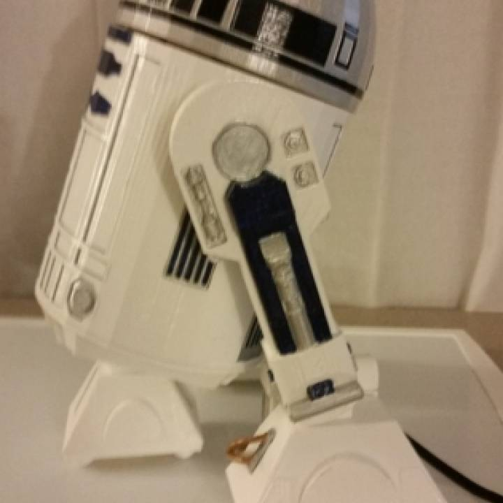 R2D2 - This is the Droid You're Looking For