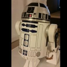 R2D2 - Non Electronic Version