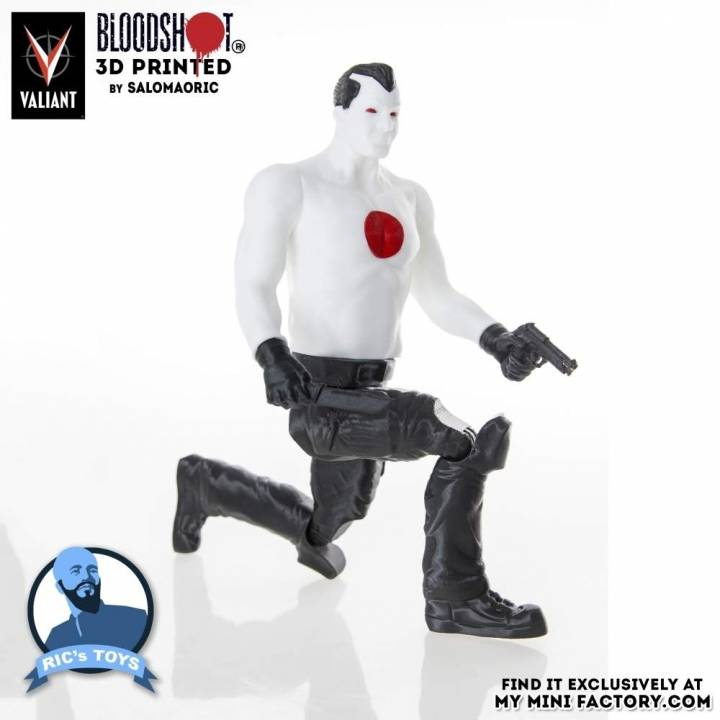BLOODSHOT! Action Figure