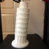 Leaning Tower of Pisa print image