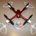 JJRC H11D quadcopter quick click release propeller guards image