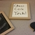 3D Printed Chalkboard/Whiteboard (Woodfill Borders) image