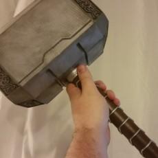 Life Size Thor's Hammer (Mjolnir)