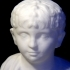 Bust of a Child at The State Hermitage Museum, St Petersberg image