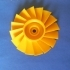 AXIAL TURBINE WHEEL image