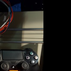 Picture of print of PS4 Remote Stand