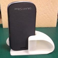 Organic Mobile phone speaker