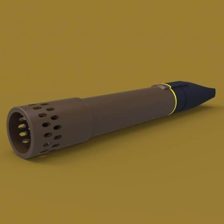 Metal Gear Solid V - Phantom Cigar