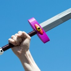 Jake the Dog's Sword from Adventure Time!