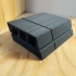 PS4 Raspberry Pi Case print image