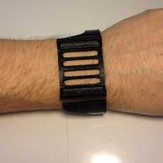 Pebble Time Steel Bracelet