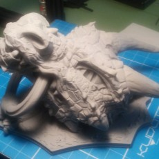 Picture of print of Dragon Knocker