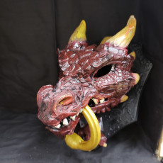 Picture of print of Dragon Knocker Esta impresión fue cargada por CHAOSMakers
