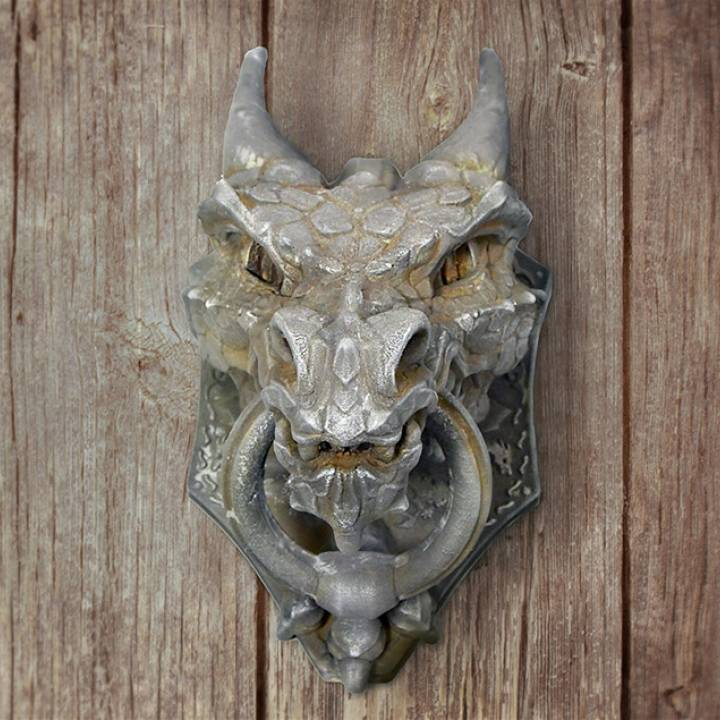 Dragon Knocker