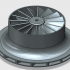 Impeller for centrifugal compressor image