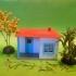 Garden house. image