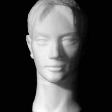 Andreea Răducan bust in Deva, Romania