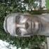 Béla Károlyi bust in Deva, Romania image