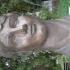 Lavinia Agache bust in Deva, Romania image