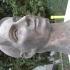 Maria Olaru bust in Deva, Romania image