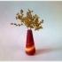 Red vase image