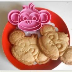 Cookies cutter Monkey boy
