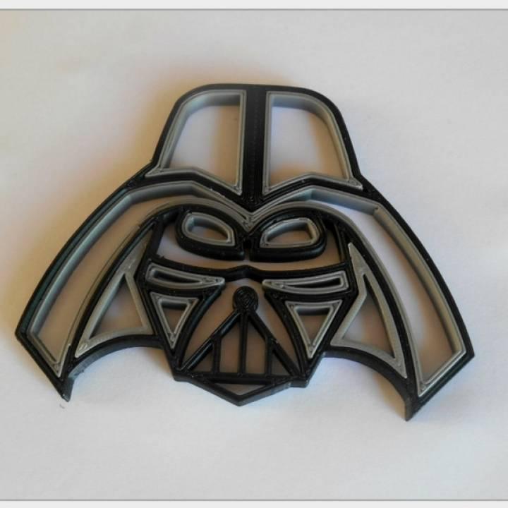 Darth Vader. Quilling