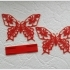 """Stand for napkins """"butterfly"""" image"""