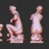Venus Crouching at The Giusti Palace Gardens, Verona image