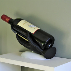 Picture of print of Wine Hand