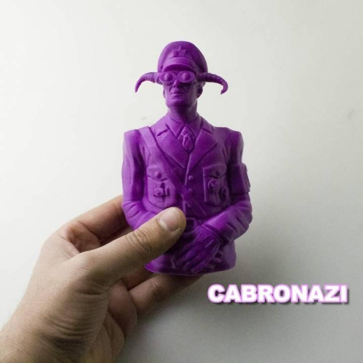 CABRONAZI Bust!