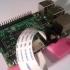 Raspberry PI B+ Adjustable Camera Clamp Mount image