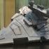 Chibi-ed Star Wars Imperial Destroyer image