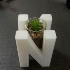 N shape