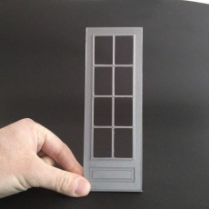 9 Part French Doors for Paris Model