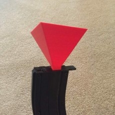 Airsoft Speed Loader Funnel for Airsoft Speed Loaders / Hi-Cap mags