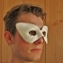 Butterfly Masquerade Mask image