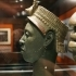 Head of a Yoruba King at The London Docklands, London image