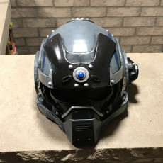 Picture of print of Gears Of War - Carmine's Helmet (wearable)