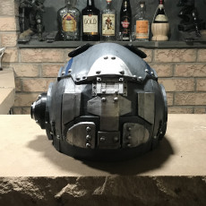 Picture of print of Gears Of War - Carmine's Helmet (wearable) This print has been uploaded by Michael Travis