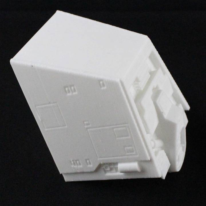 Detailed AT-AT Covers